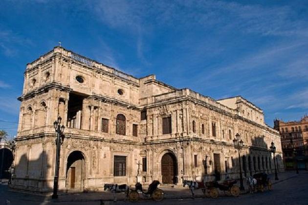 sevilla+Ayuntamiento+de+Sevilla+wmc